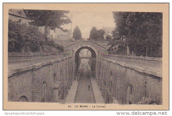 France Le Mans Le Tunnel - Le Mans