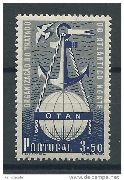 PORTUGAL - YVERT N° 761 * CHARNIERE TRES LEGERE - COTE = 230 EUROS - - 1910-... République