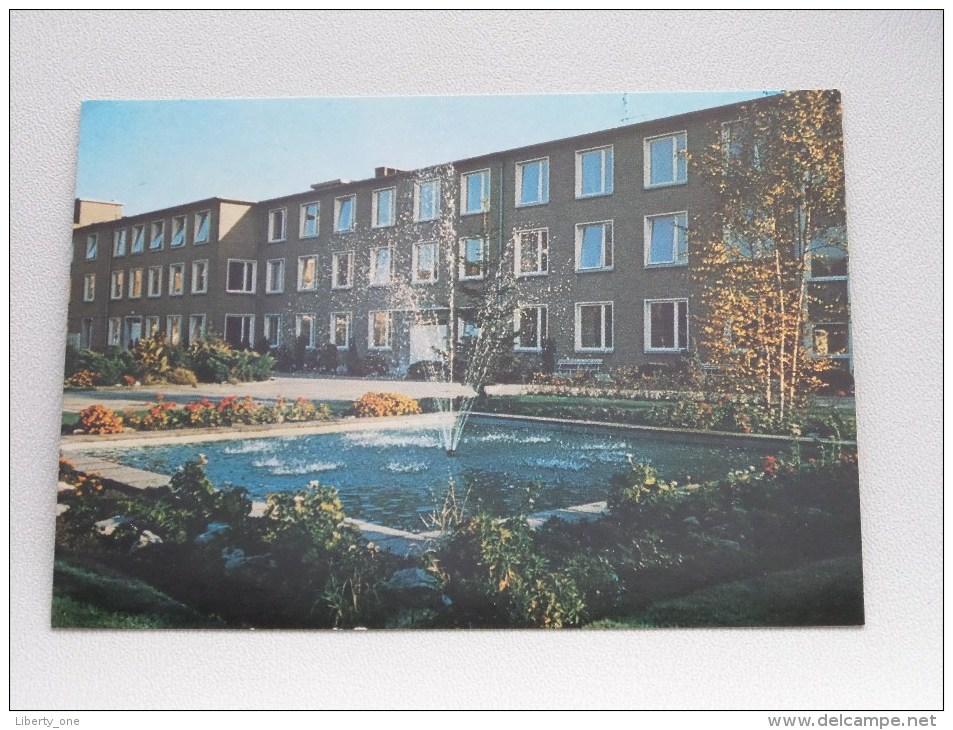 Bejaardentehuis Dorp Oost 25 ( M. Lommez ) Anno 19?? ( Zie Foto Voor Details ) - Zwijndrecht