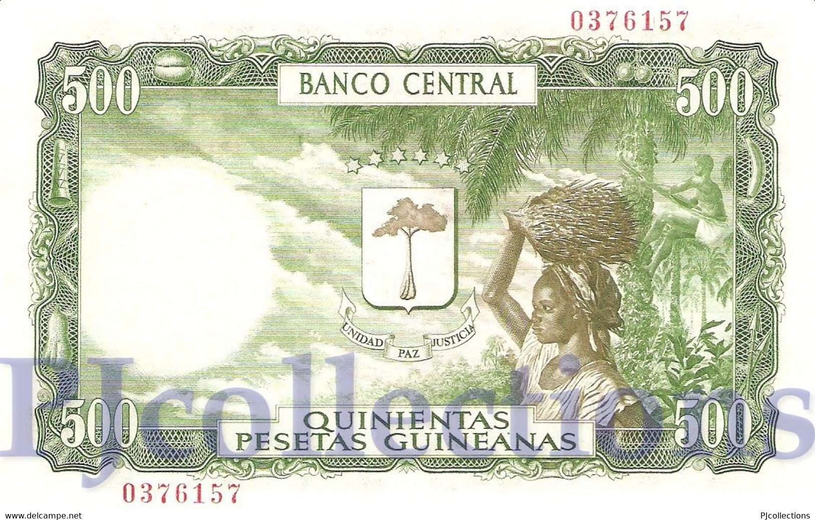 EQUATORIAL GUINEA 5000 BIPKWELE 1980 PICK 19 UNC - Guinée Equatoriale