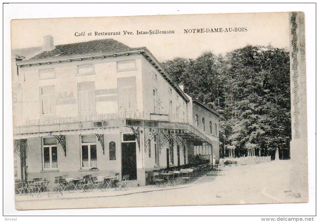 30308  -    Notre-Dame-Au-Bois  Café  Restaurant  Istas  Stillemans - Overijse