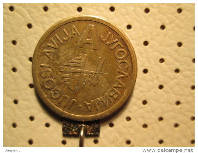Yugoslavia Telephone Token A Ptt  # 1 - Other