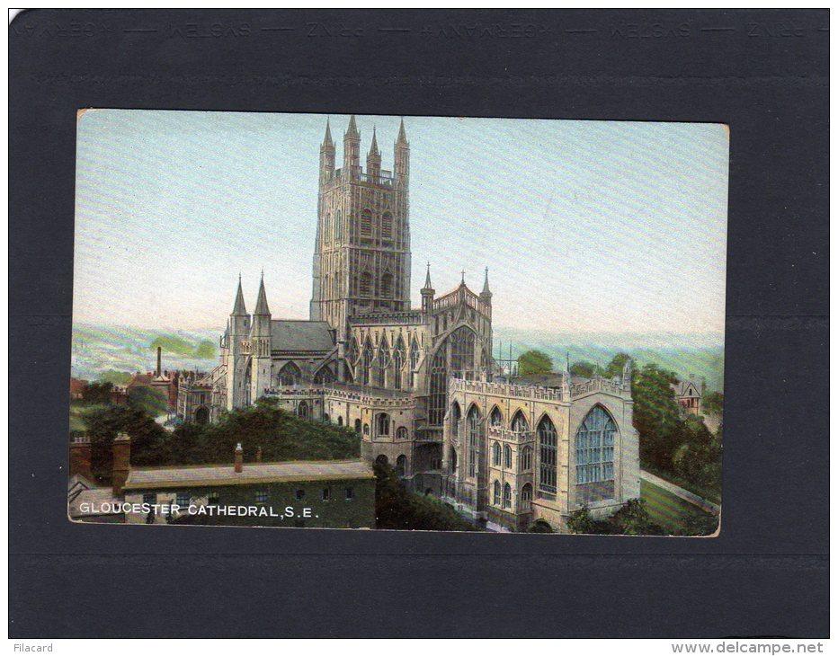 52235    Regno  Unito,  Gloucester Cathedrale,  S. E.,  NV - Gloucester