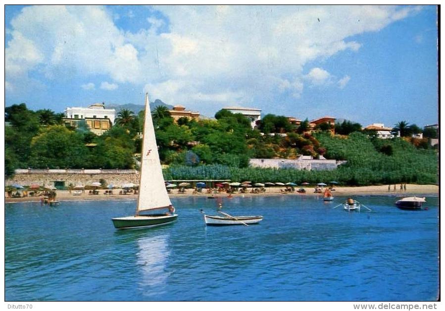 Formia - Grande Albergo Miramare - Spiaggia Privata - 1248 - Formato Grande Viaggiata - Latina