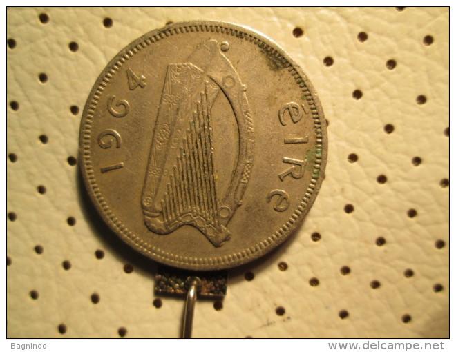 IRELAND 1 Florin 1964             # 1 - Ireland