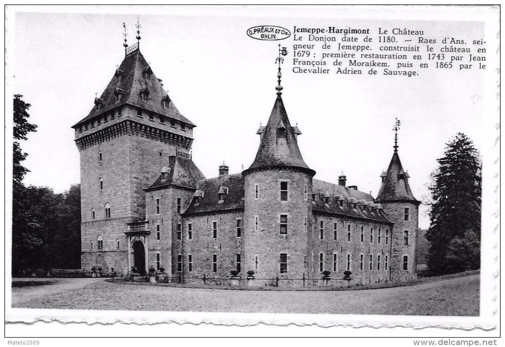 JEMEPPE HARGIMONT (6900) Le Chateau - Marche-en-Famenne