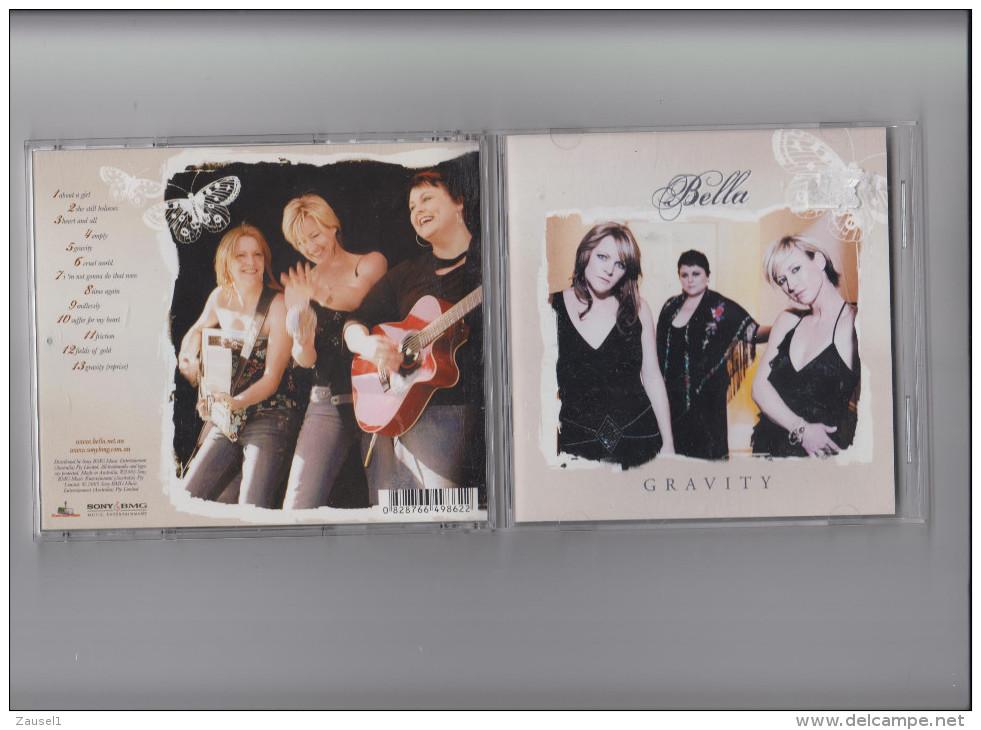 Bella - Gravity - Original CD - - Country & Folk