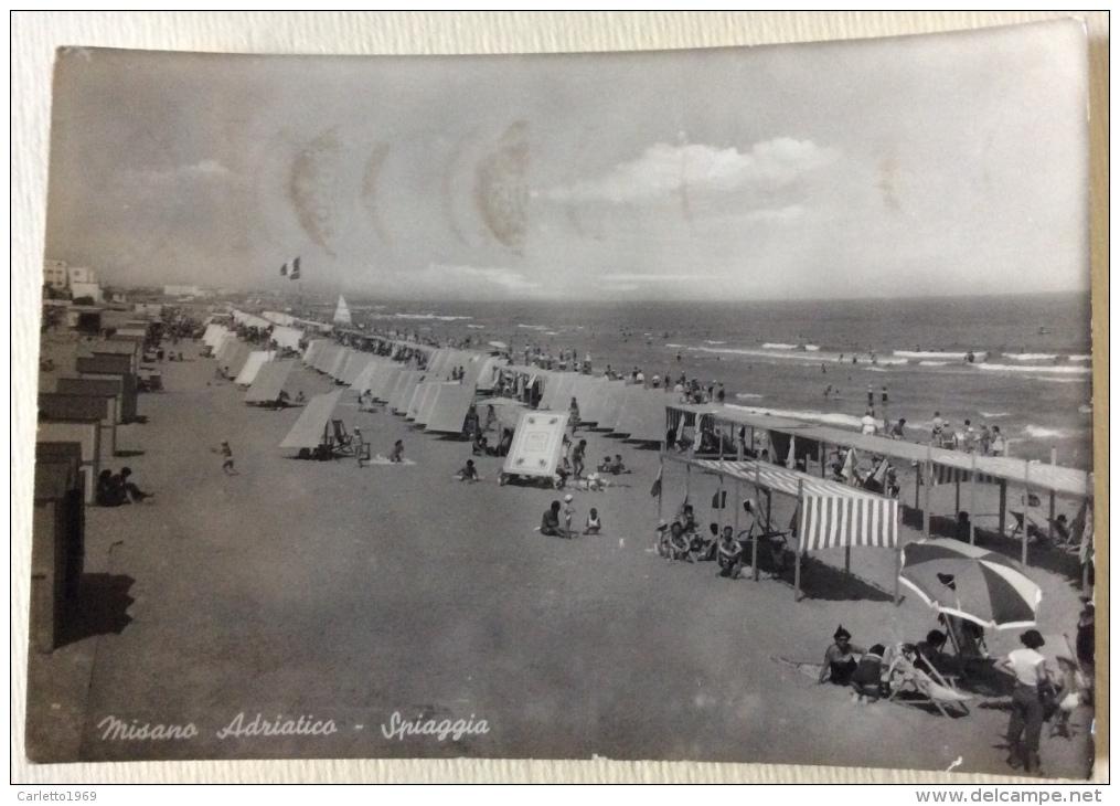 Misano Adriatico Spiaggia Viaggiata - Rimini