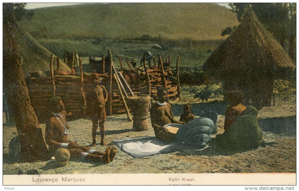 MOZAMBIQUE(TYPE) NUE - Mozambique