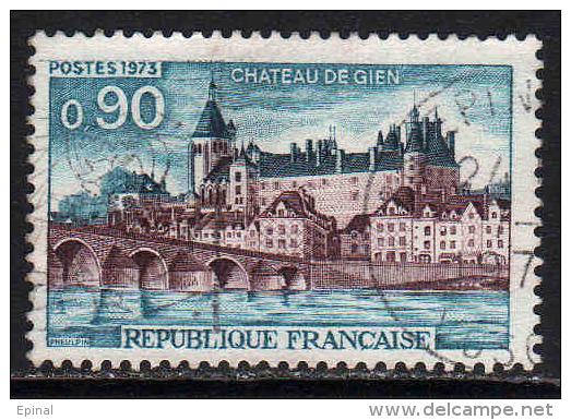 FRANCE : N° 1758 Oblitéré (Château De Gien) - PRIX FIXE - - Gebraucht