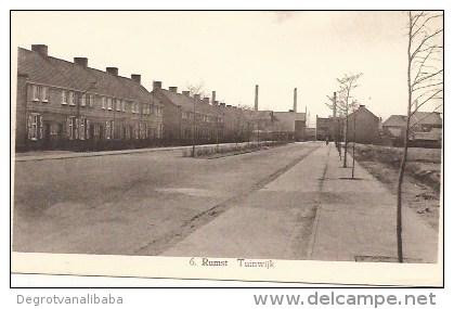 Rumst:   Tuinwijk - Rumst