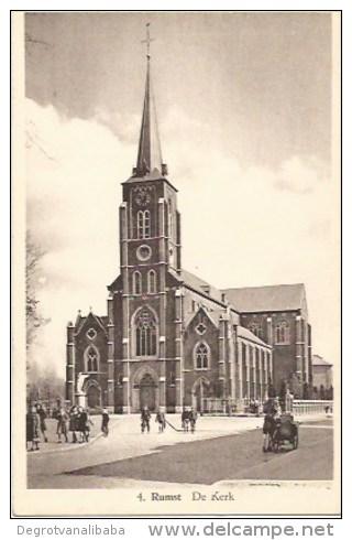 Rumst:   De Kerk - Rumst