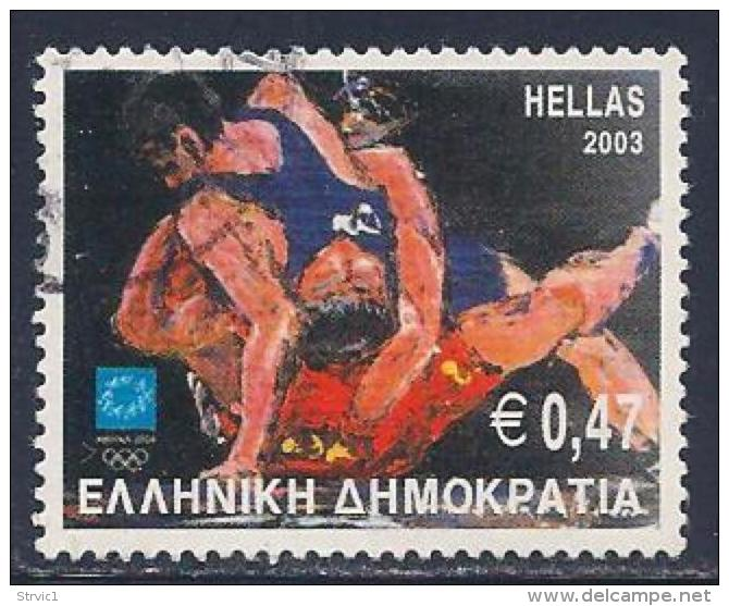 Greece, Scott # 2076 Used Olympic Sports, 2003 - Used Stamps