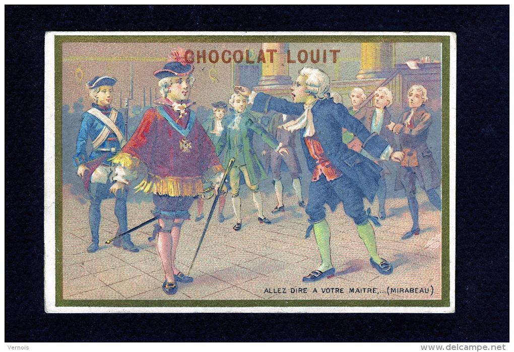 Chocolat Louit - Mirabeau - Tiers-Etat - Révolution 1789 - Etats-Généraux -10 613 - Louit