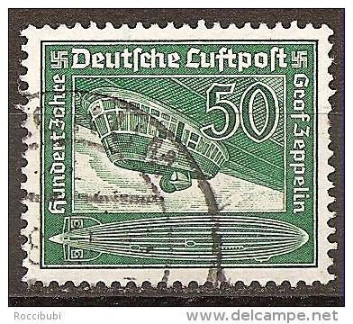 DR 1938 // Michel 670 O (3775) - Gebraucht