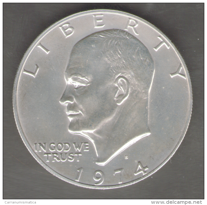 STATI UNITI DOLLAR 1974 - Emissioni Federali