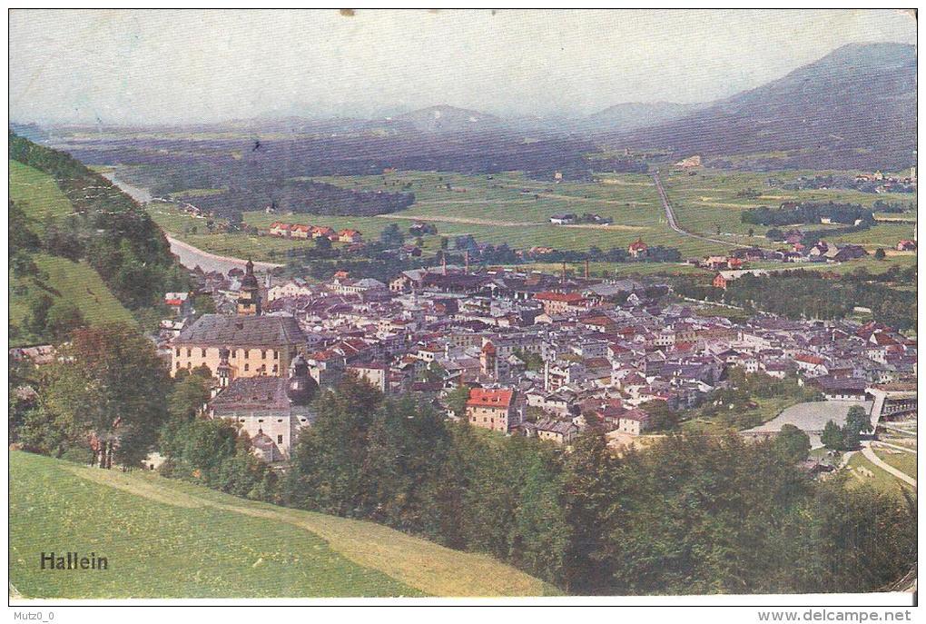 AK 0086  Hallein - Verlag Huttegger Um 1910-20 - Sonstige
