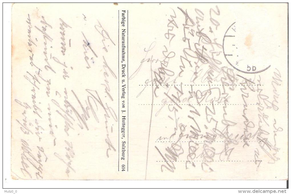 AK 0086  Hallein - Verlag Huttegger Um 1910-20 - Österreich