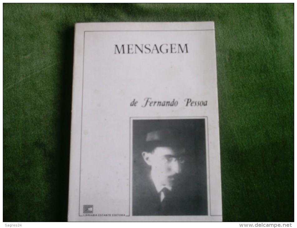 Mensagem - Fernando Pessoa - Poesia - Poetry