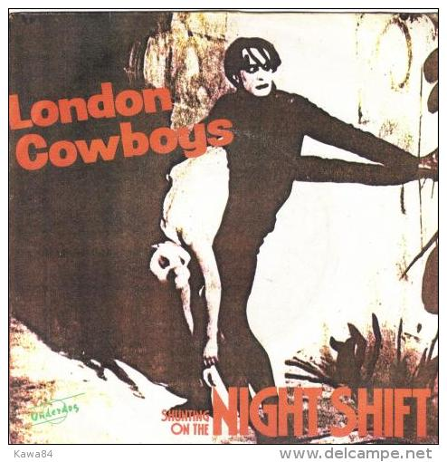 "London Cowboys  ""  Shunting On The Night Shift  "" - Vinyl Records"