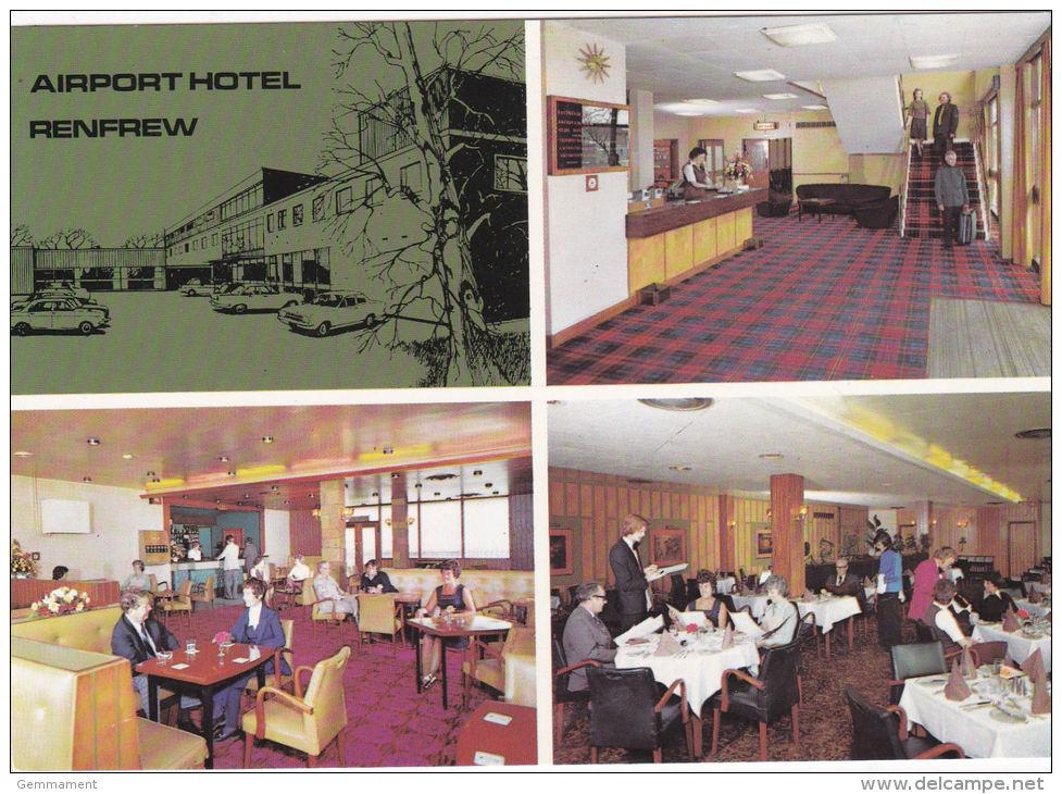 RENFREW - AIRPORT HOTEL MULTI VIEW - Renfrewshire