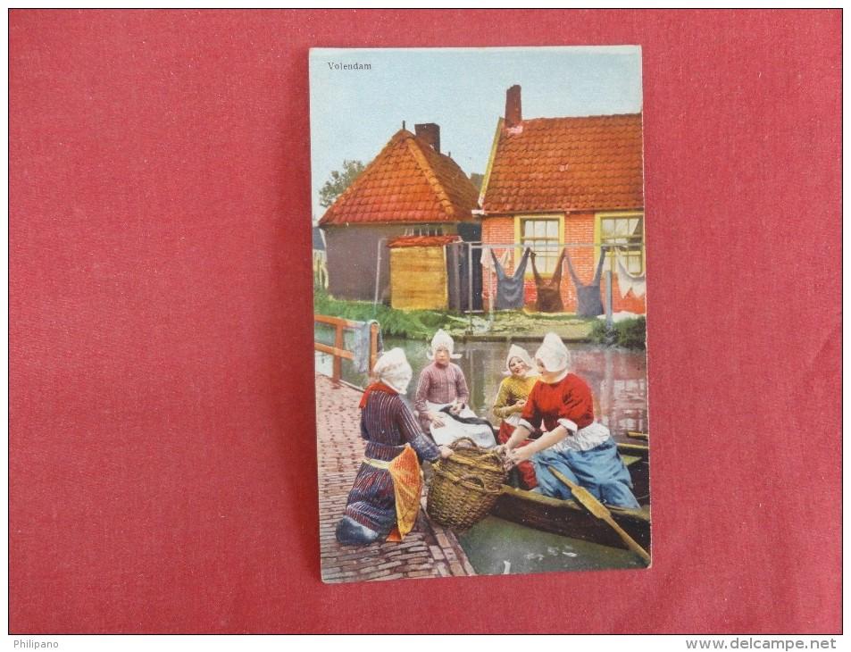Netherlands   Volendam   Ref 1755 - Europe