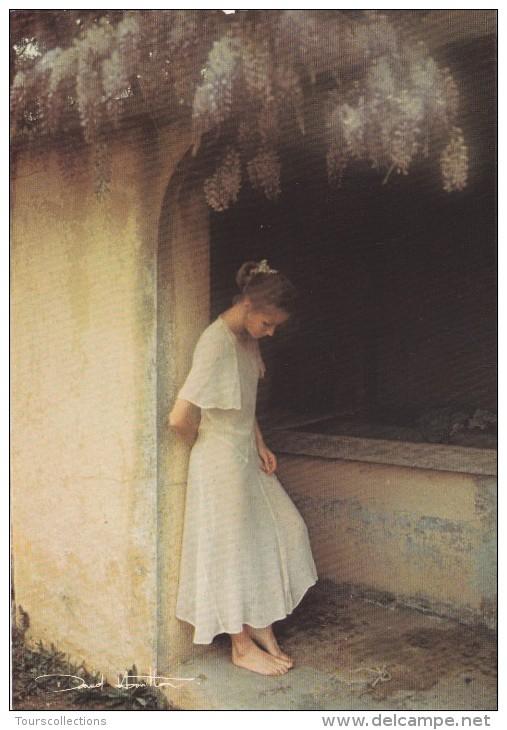 CPSM Du PHOTOGRAPHE David Hamilton - Jeune Fille Pieds Nus - Ref 001 20 - Illustrateurs & Photographes