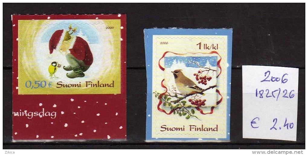 Finland 2006.Christmas.Navidad.Noel.MNH. - Unused Stamps