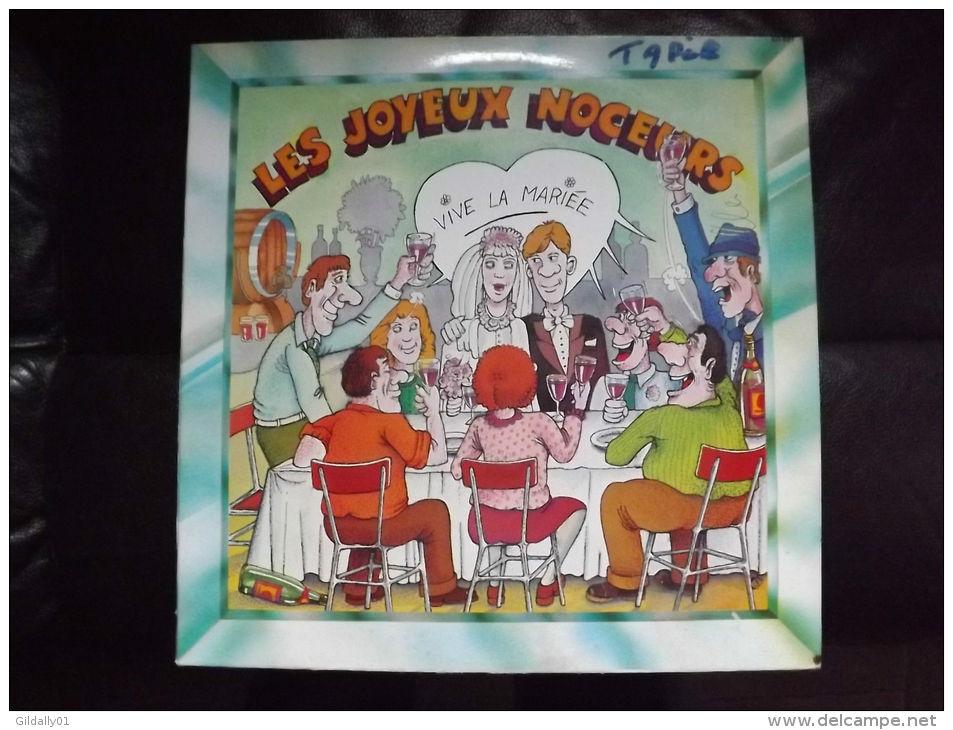"""Album 33t/12\"""".LES JOYEURS NOCEURS. Vive La Mariée. - Non Classés"""
