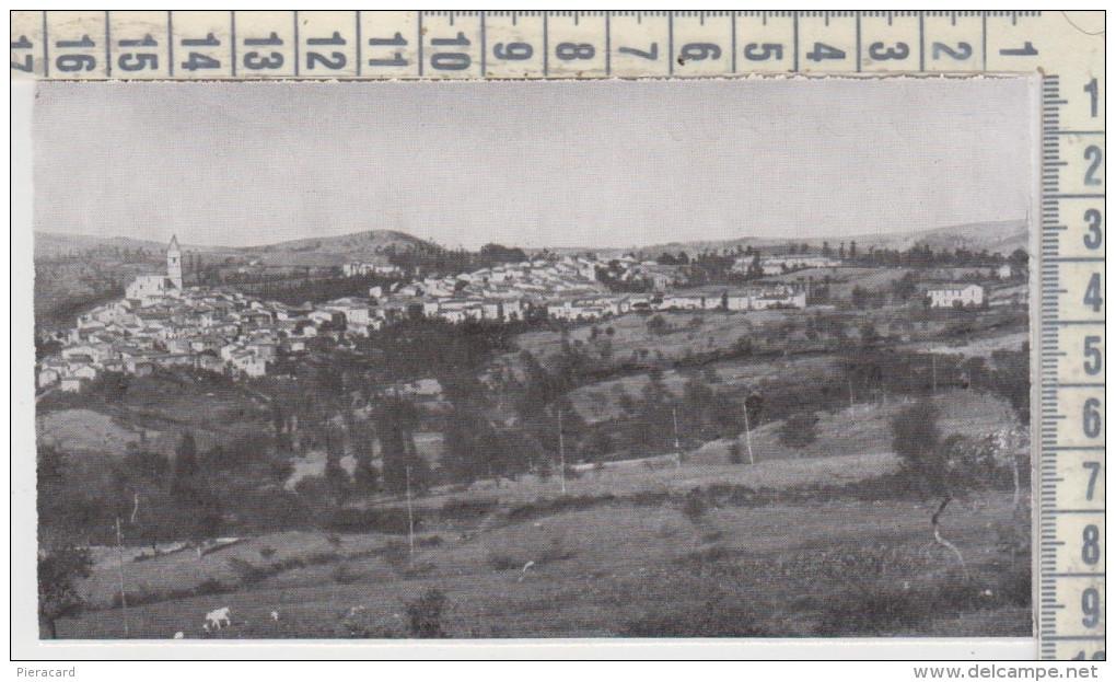 Benevento Reino Circello Panorama - Vieux Papiers