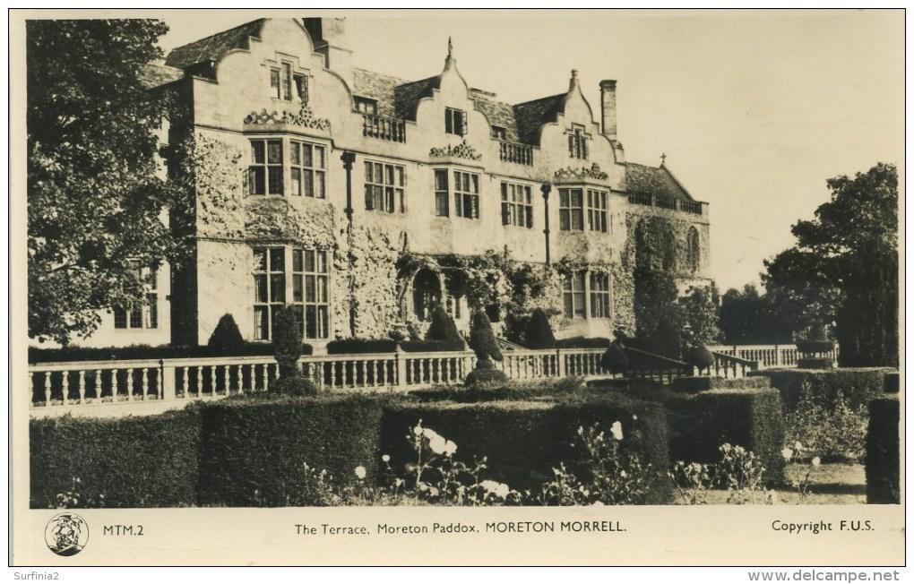 GLOS - MORETON MORRELL - MORETON PADDOX - THE TERRACE RP Gl95 - England