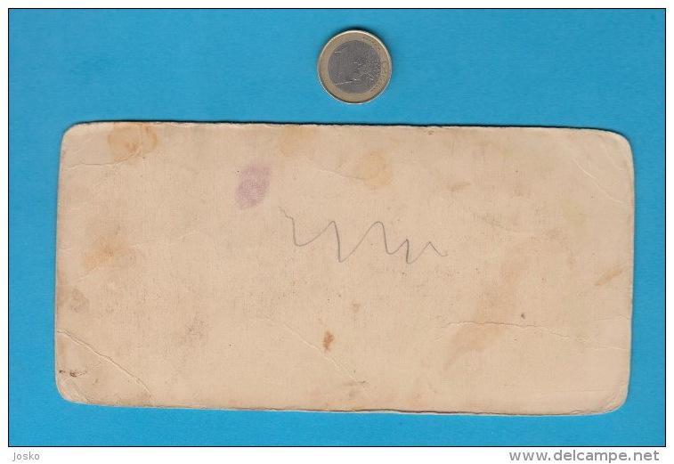 AUSTRIA - SERVIA ( SERBIA ) WAR DECLARED - Old Stereoscope Annciene Stereo Photo Card Carte Stéréoscopique OSTERREICH - 1914-18