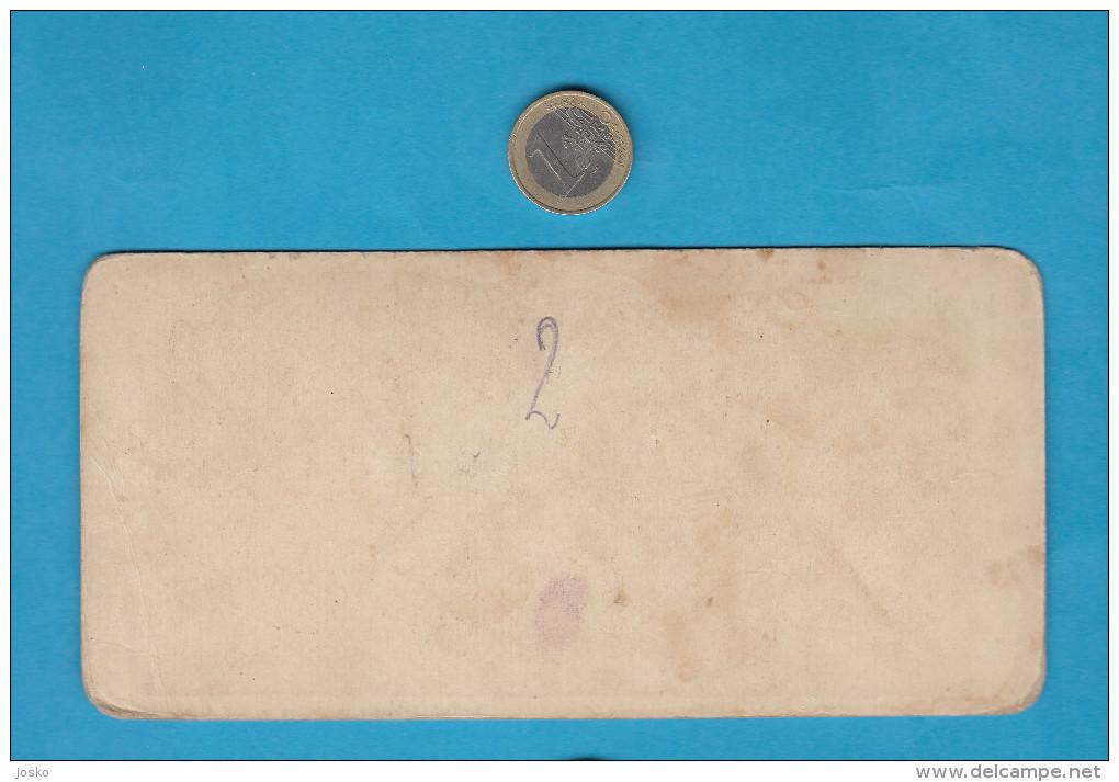 BRITISH ARTILLERY IN ACTION ON THE AISNE ( England France )  Stereoscope Annciene Stereo Photo Card Carte Stéréoscopique - 1914-18