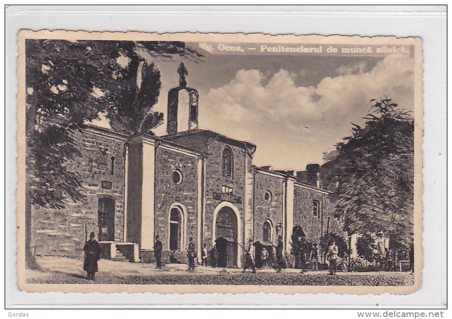 Romania - Targu Ocna - Penitenciarul De Munca Silnica - Prison - Roumanie