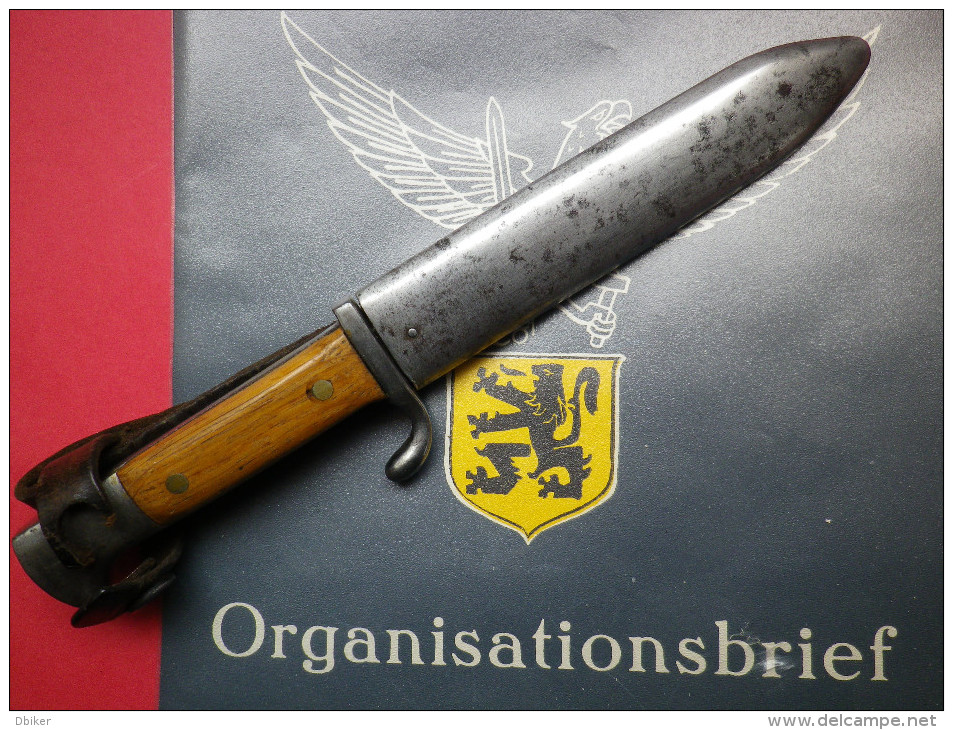 Couteau Scout - 1939-45