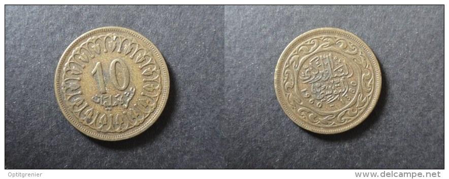 1960 - 10 MILLIM TUNISIE - TUNISIA - Tunisia