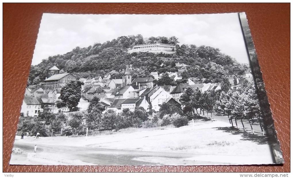Homburg Saar - Blick Zum Schlossberg - Saarpfalz-Kreis