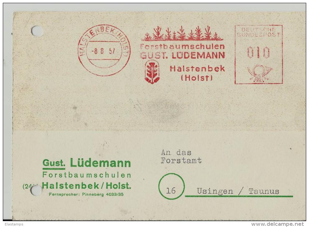 =DE SST 1957 - BRD