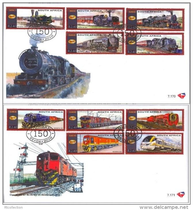 南非铁路与蒸汽机车 - 六一儿童 - 译海拾蚌