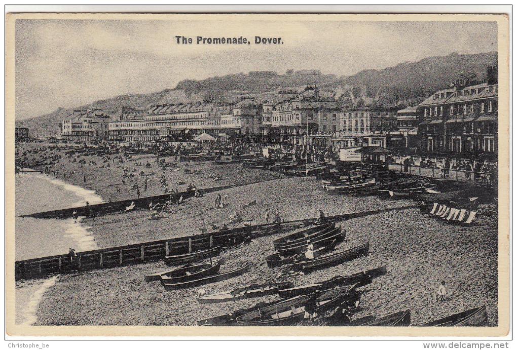 Dover, The Promenade (pk16419) - Dover