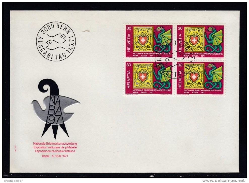Schweiz  MiNr.  943  Illustr.   Ersttagsbrief / FDC - FDC