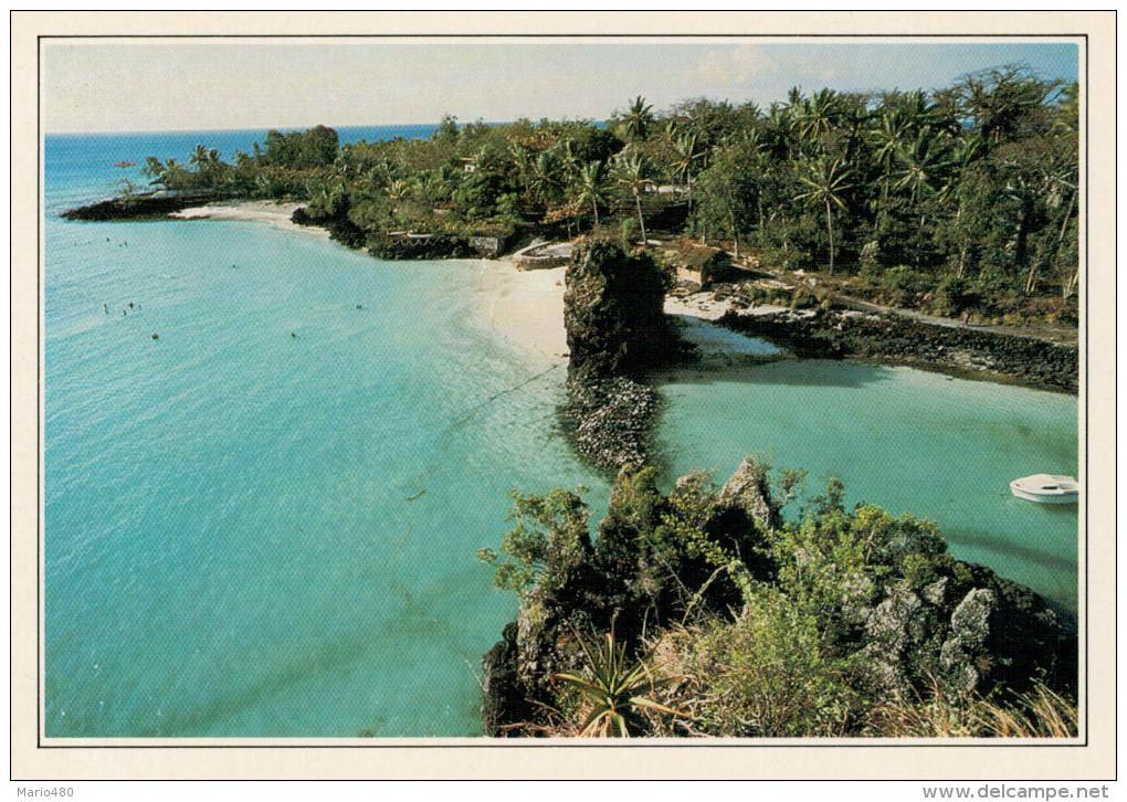 COMORE   LA TANA  DEL  PROFETA    (NUOVA CON DESCRIZIONE DEL SITO SUL RETRO) - Comorre