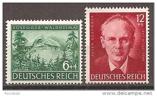 DR 1943 // Michel 855/856 ** (1761) - Deutschland
