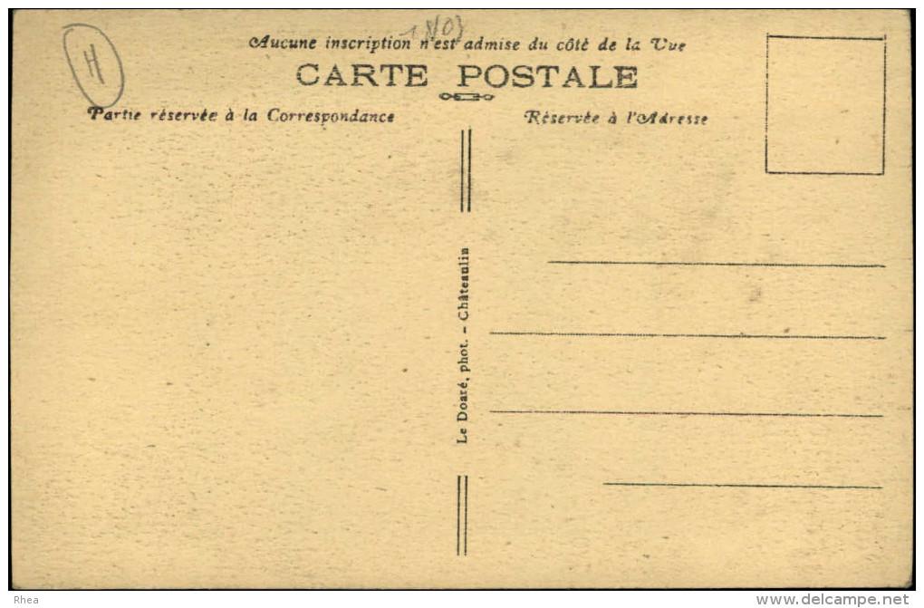 29 - SAINT-NIC - PENTREZ - Villas - Frankreich
