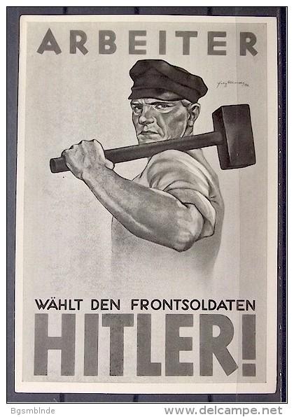 NSDAP-Sammelbilder - Kpl. Serie (50) Sammelwerk 8 - Gruppe 30 - Unclassified