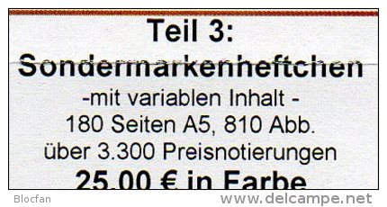 DDR RICHTER 1-4 Zusammendrucke Markenhefte+Abarten Katalog 2015 New 100€ Se-tenant Booklet Special Catalogue Of Germany - Unclassified