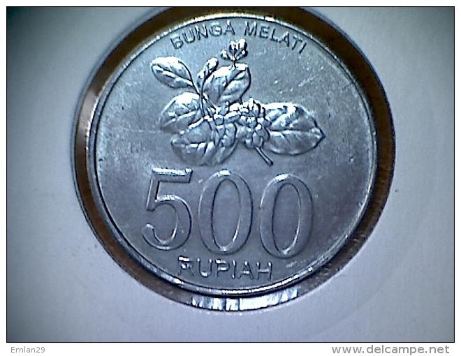 Indonesie 500 Rupiah 2003 - Indonésie