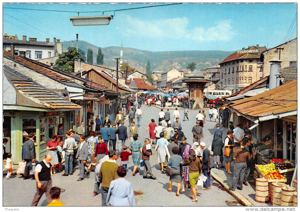 ¤¤  -  BOSNIE-HERZEGOVINE   -  SARAJEVO  -   BASCARSIJA  -  Ex Yougoslavie   -  ¤¤ - Bosnie-Herzegovine