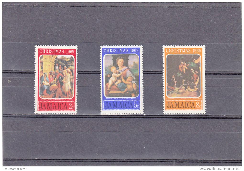 Jamaica Nº 302 Al 304 - Jamaica (1962-...)