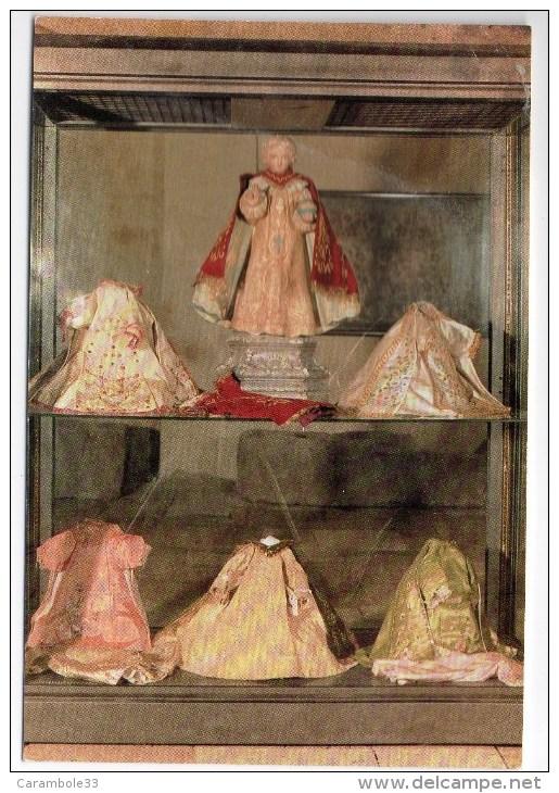 CPSM  L'ENFANT JESUS DE PRAGUE Photo DOMI   19120 Beaulieu  9427 - Jésus